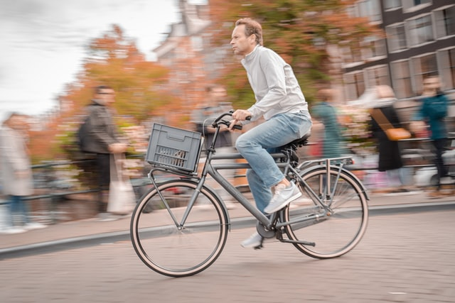Bicycle injury claim