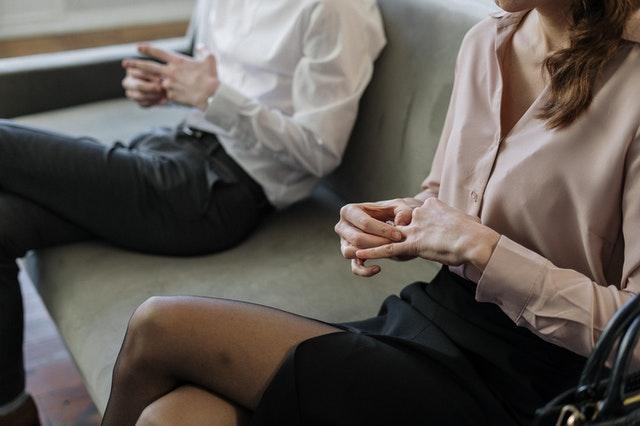 Splitting assets on divorce
